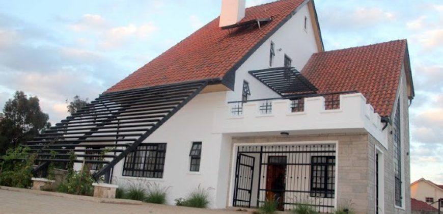 Garden Estate Villa